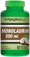 Монолаурин 550мг (лаурицидил, лауриновая кислота)90 кап(экстракт Кокосового масла первого отжима)