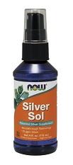 Коллоидное серебро 118 мл. - естественный антибиотик 10ppm