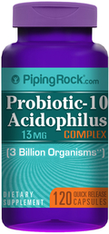 Пробиотический комплекс 120 кап. 3 миллиарда бактерий( Ацидофиллус