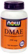 DMAE(ДМАЭ)  250мг  100кап.