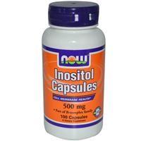 Инозитол (Витамин В8) 500мг 100кап.